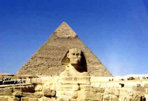 Is Egypt in Europe?