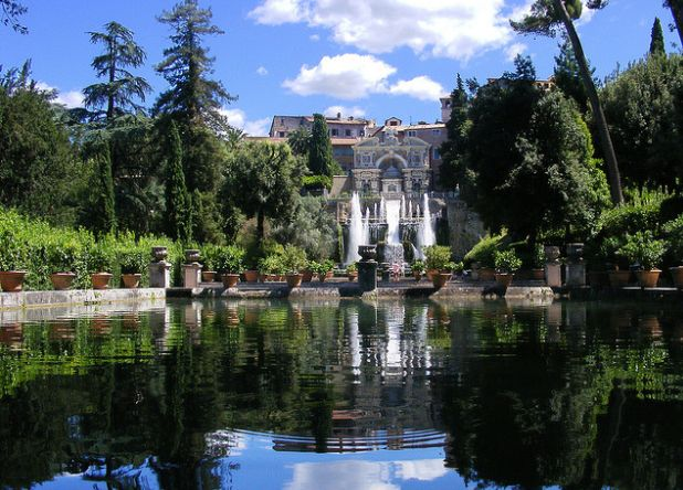 Gardens Of Rome Europe Beyond