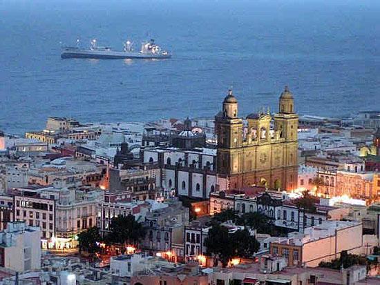 Historical sites in the canary islands europe beyond - Isla de las palmas de gran canaria ...
