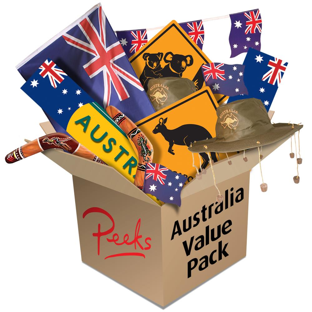 STREWTH Australia bits n bobs